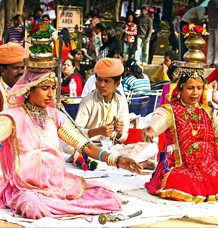 Rajasthani Singing